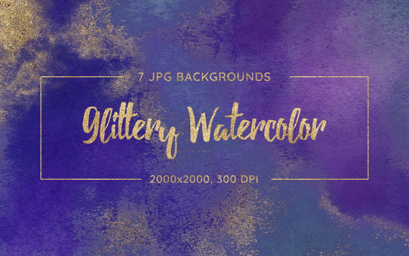 glittery watercolor backgrounds jpg