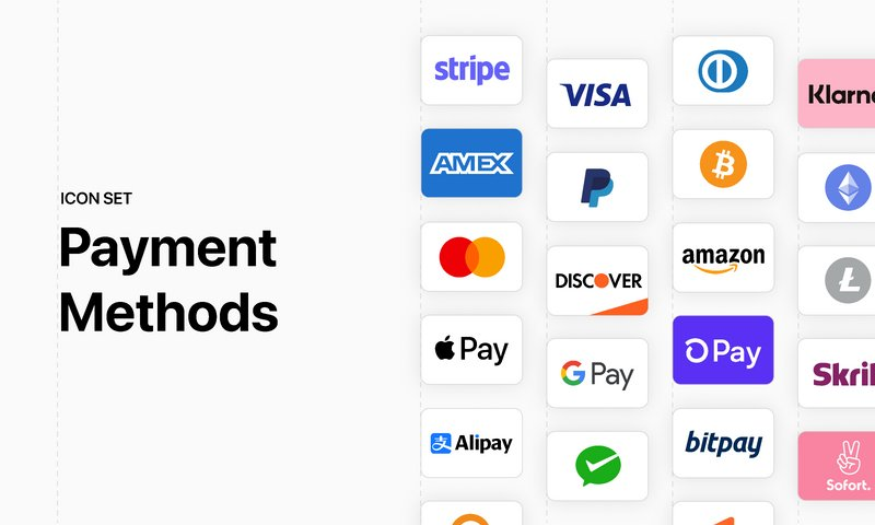 Figma Payment Methods Icon