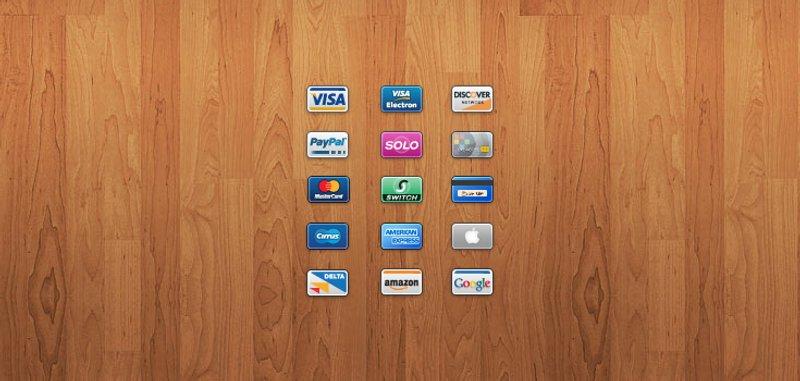 Mini Cards Credit Debit