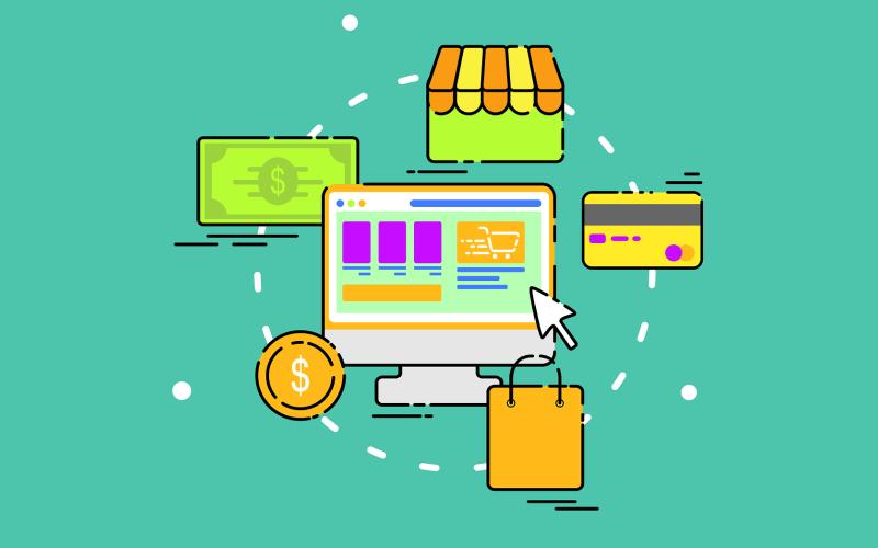 online store ecommerce