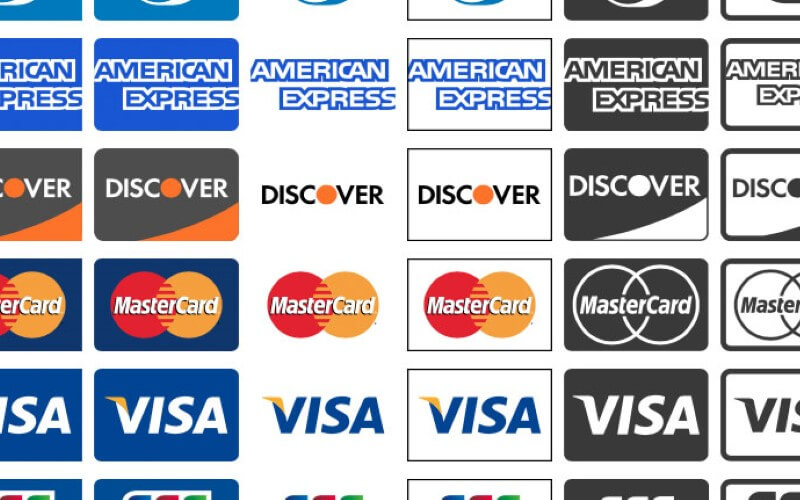 svg credit card payment icons styles